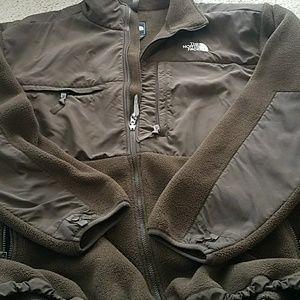 Men's Drawstring NorthFace Jacket